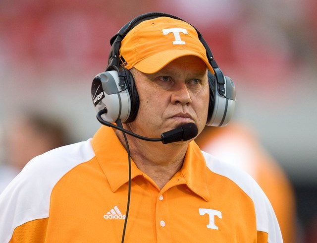 Coach Philip Fulmer