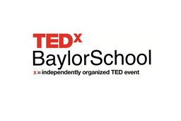 TEDxBaylorSchool Conference is Saturday, Sept. 16