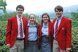 Four Seniors Named National Merit Semifinalists