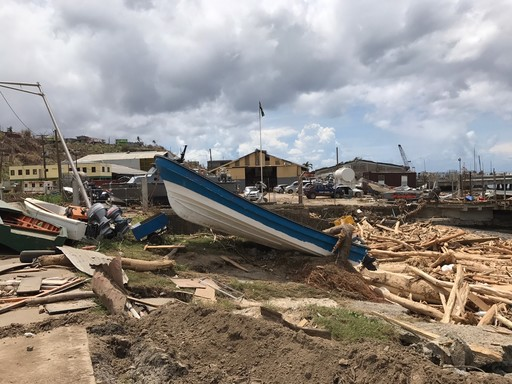 Hurricane Maria Relief Efforts Have Ties to Baylor