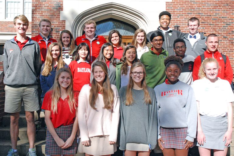 Student Leadership Board for 2017-18 Elected