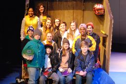 "Middle School Players Present ""Snow Angel"""