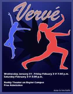 Verve' Dance Performances are Coming Up!