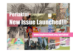 New Issue of Periaktoi