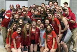 National Records Set as Baylor Swimmers Win State Titles