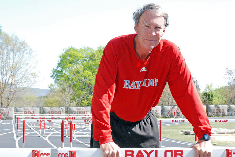 Varsity Track Coach Bill McMahan Will Retire from Position