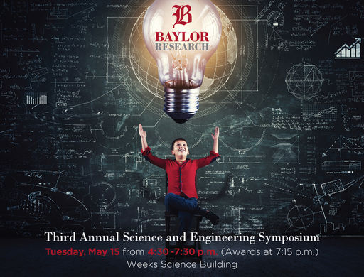Science & Engineering Symposium is May 15