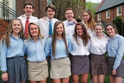 Students Selected for David M. Abshire Civic Leadership