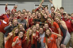 Baylor Swim Teams are National Dual Meet Champions