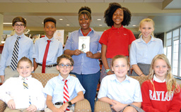 Author Sherri L. Smith Visits Baylor