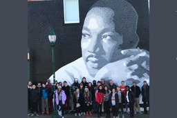 "Baylor Celebrates 25th Annual MLK ""Day On"""