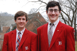 Collette and von Klar Named Presidential Scholar Candidates