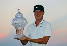 Keith Mitchell '10 Wins Honda Classic for First PGA Tour Victory