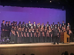 Baylor Concert Choir Hits High Notes at Festival