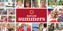 Register for Baylor Camps This Summer!
