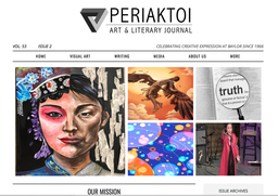 NEW Issue of Periaktoi  Published - May 2019