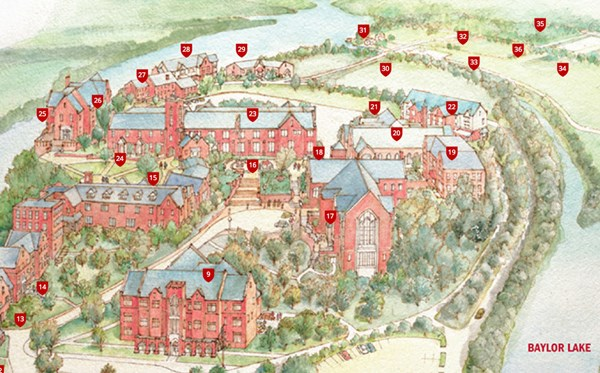 Mountain View College Campus Map.Come Visit Baylor School